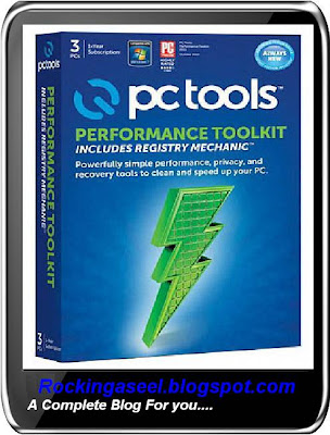 PC Tools Performance Toolkit 2 Free Download