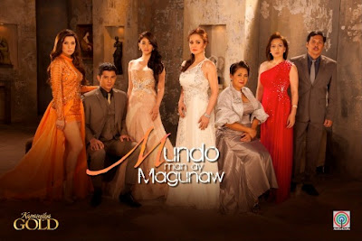 Mundo Man Ay Magunaw cast