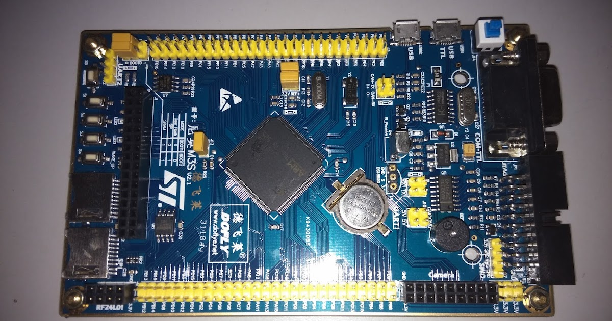 Arduino for beginners uploaded blink example to a