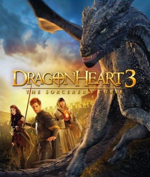 Coração de Dragão 3: A Maldição do Feiticeiro – Dublado (2015)