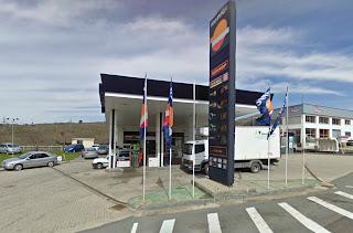 imagen gasolinera en Béjar