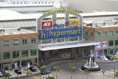 nagoya hill shopping mall kota batam