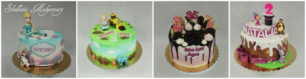 Słodkości tworzone z pasją. Dokumentacja mojego hobby - torty, ciasta, ciasteczka, babeczki!