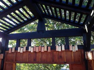 Griffith Park Teahouse interior, July 24, 2015