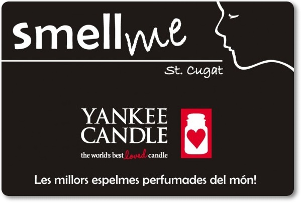 Smell me, tienda donde venden Yankee Candle en Madrid y Sant Cugat {Barcelona}