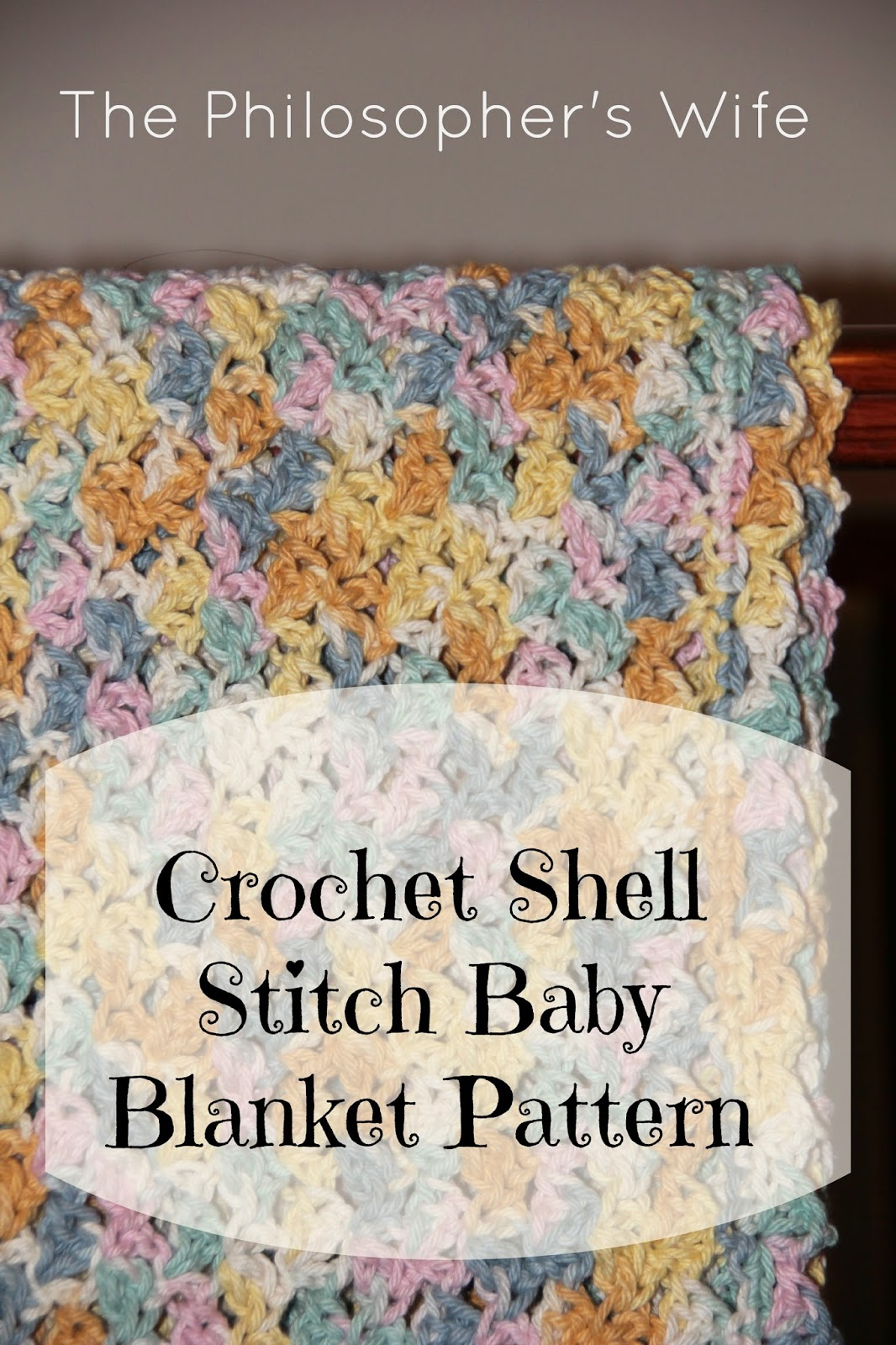 Double Shell Crochet Pattern Magnificent Inspiration Design
