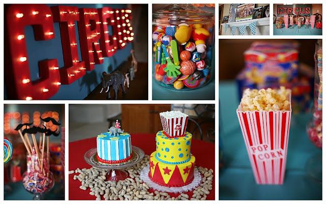 Beautiful Circus Birthday Party 640 x 400 · 109 kB · jpeg