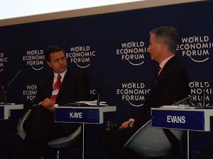 Conferencia Magistral de Enrique Peña Nieto en Davos.