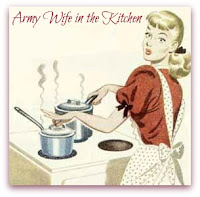 Army Wife in the Kitchen Facebook Page