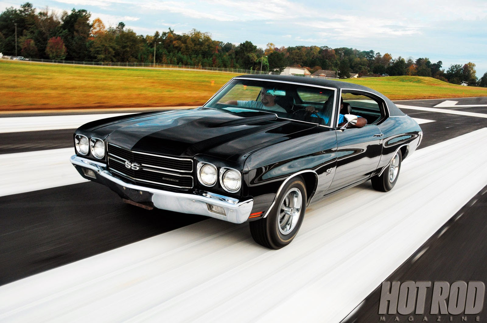 Musclecar Of The Week : 70 Chevelle 454