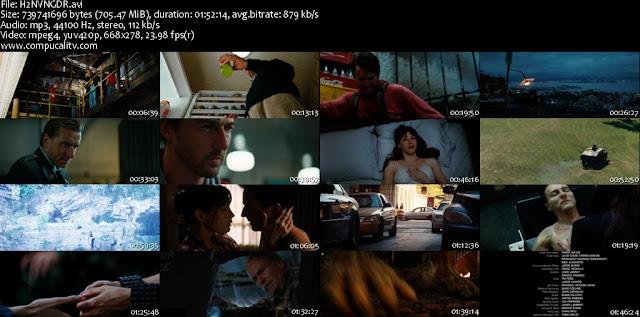 El Increible Hulk DVDRip Español Latino Descargar 1 Link