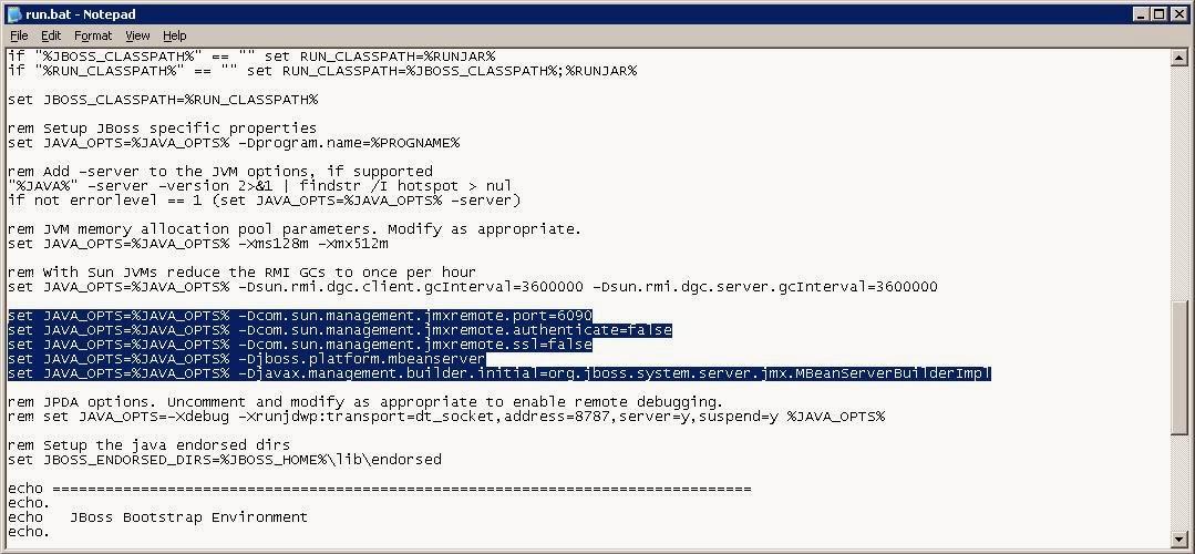 Remote Jboss Performance Monitoring Using Jmeter Knowledge Sharing