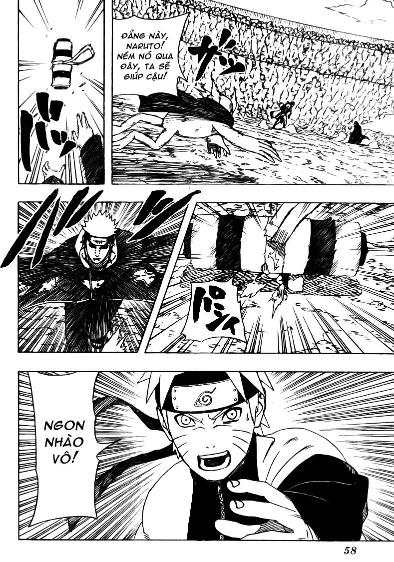 Naruto chap 433 Trang 5 - Mangak.info