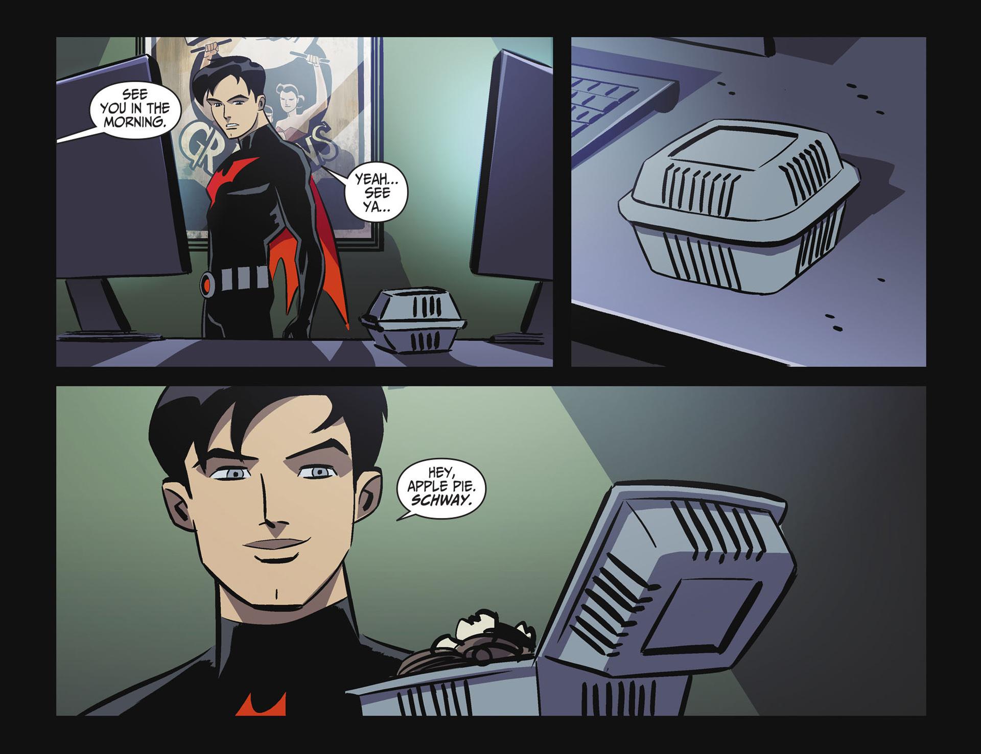 Batman Beyond 2.0 #16 #25 - English 21