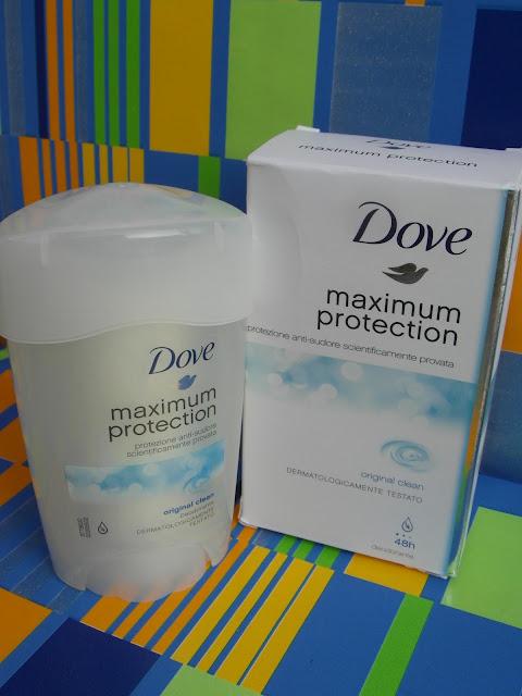 deodorante dove  maximum protection