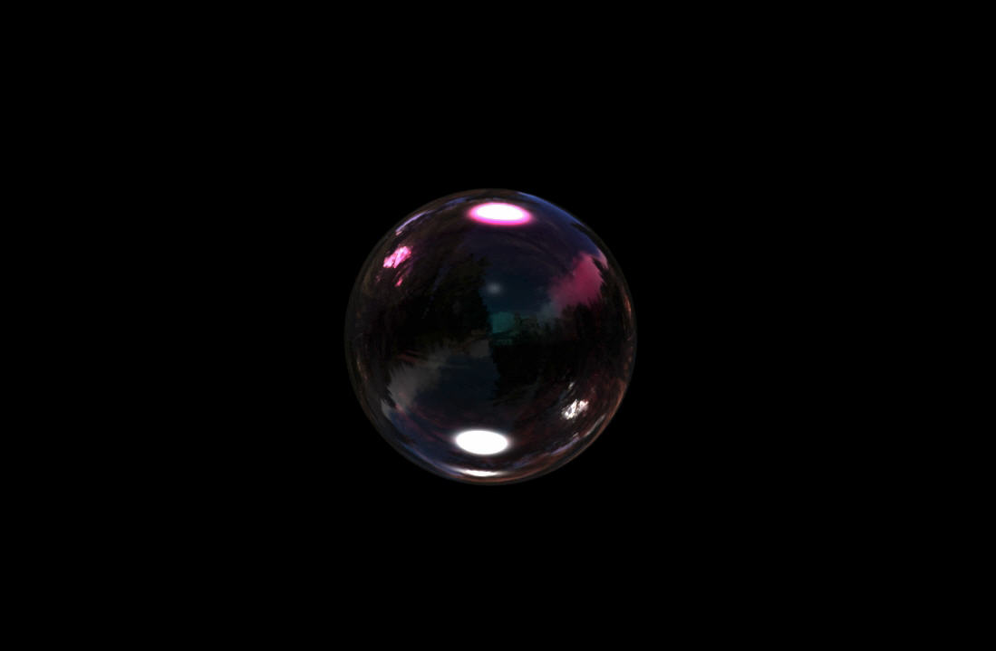 Creating realistic bubbles in maya cg tutorial for How to make bubbles liquid at home