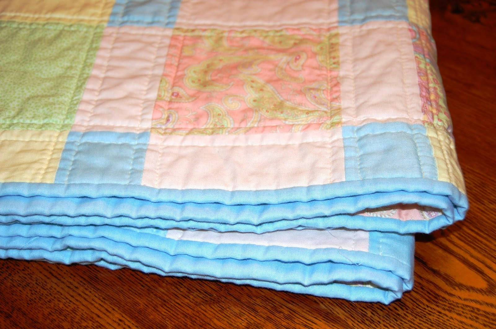 Confessions of a Fabric Addict: Working Wednesday - The Finish Line! : quilt in the ditch - Adamdwight.com