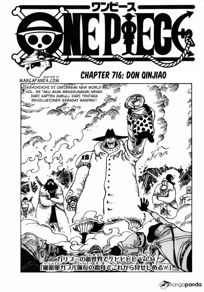 one piece  one piece 4332033 Komik One Piece 716 Bahasa Indonesia