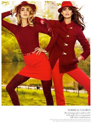 Magazine H&M otoño - invierno 2012/2013