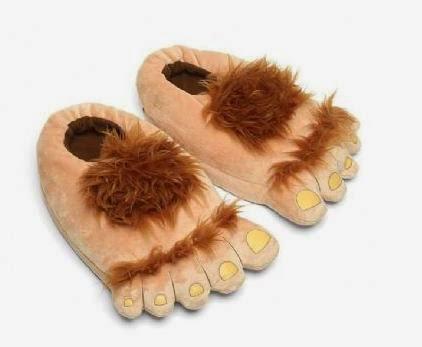pies hobbit zapatillas