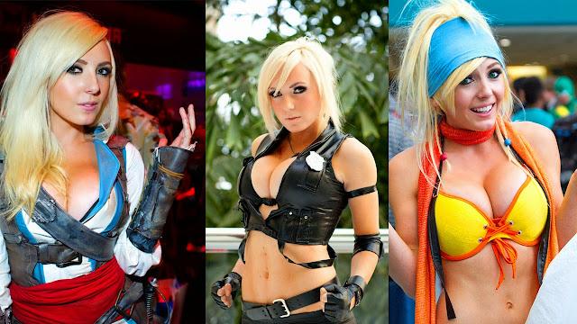 cosplay, jessica nigri