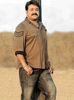 Mohanlal standing