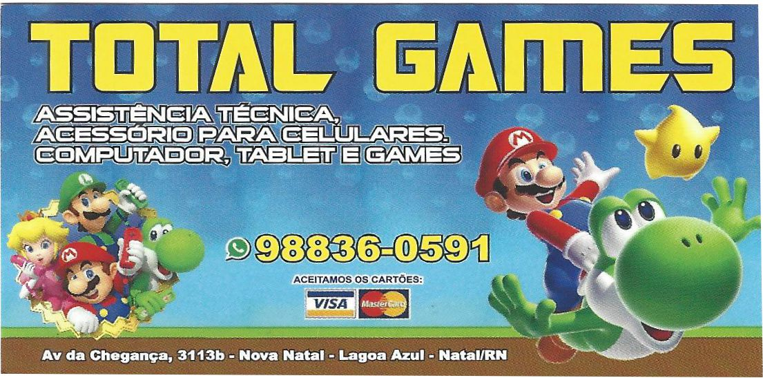 TOTAL GAMES