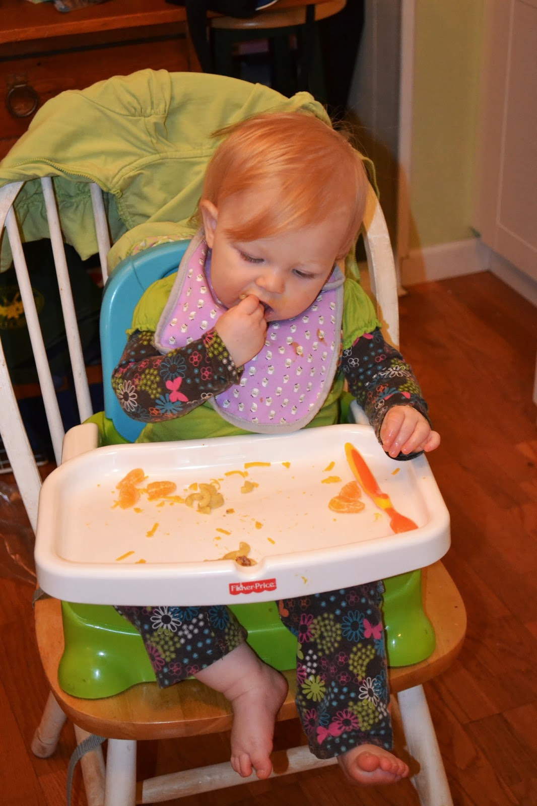 A month of dinners for a 15 month old for Crafts for 14 month old