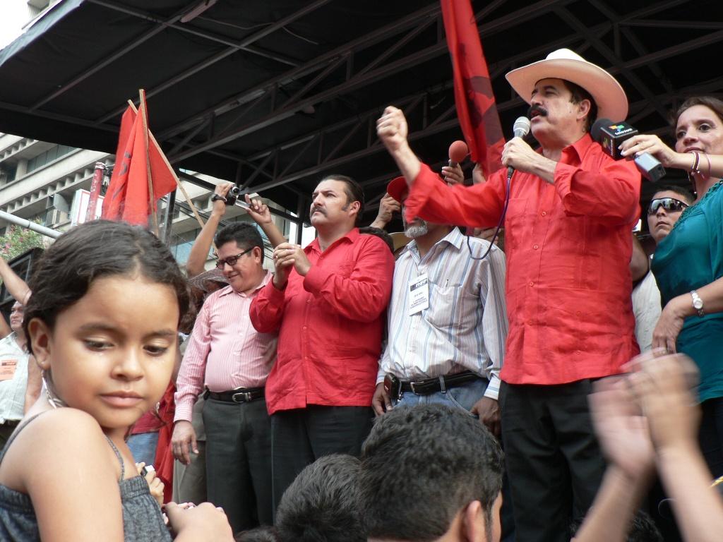 Fotos: Dos años de resistencia al golpe