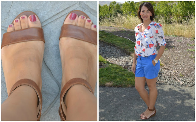 Summer Shoe Options Target Wedges