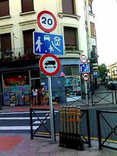 la calle es tuya: