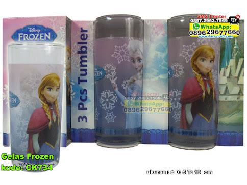 Gelas Frozen