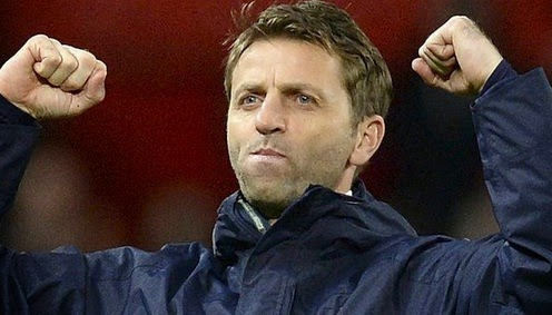 Tim Sherwood : I want to turn this place back into a fortress