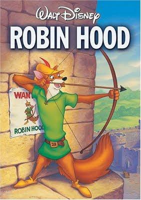 descargar Robin Hood (1973)- DVDRIP LATINO