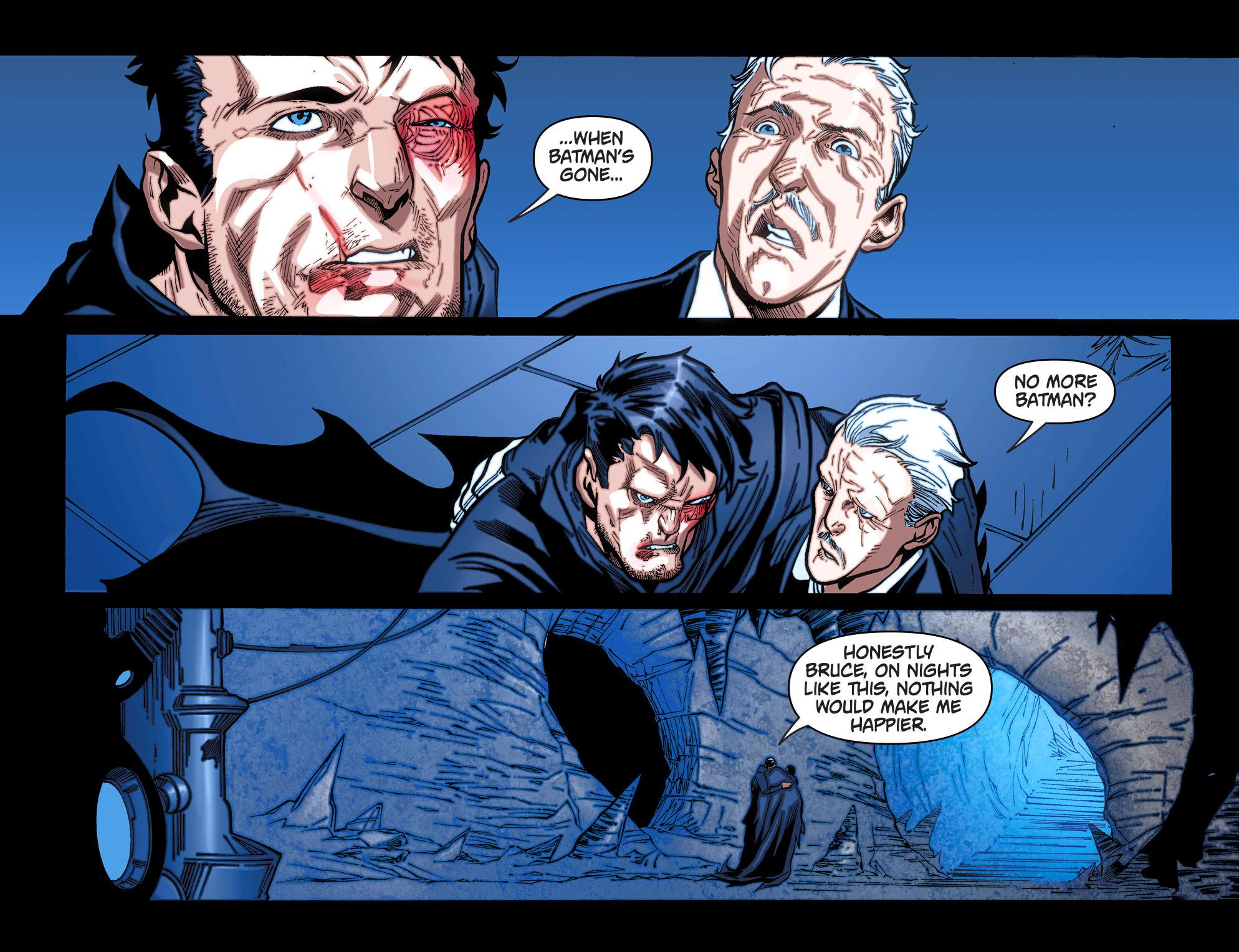 Batman: Arkham Knight [I] Issue #34 #36 - English 6