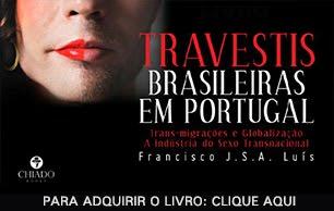 LIVRO: TRAVESTIS BRASILEIRAS EM PORTUGAL