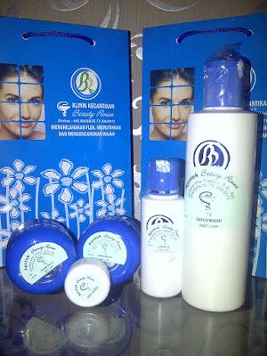 Paket Iritasi Cream Beauty Rossa