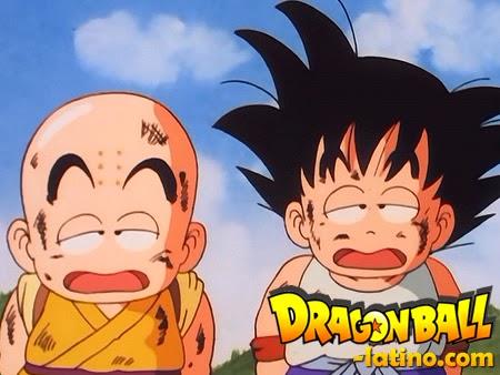 Dragon Ball capitulo 18