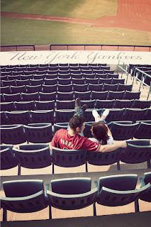 orlando wedding coordinator, at last weddings orlando, central florida wedding planners, yankee stadium engagement, baseball wedding, yankee engagement session, tampa engagement, baseball engagement photos, at last wedding and event design, solis productions