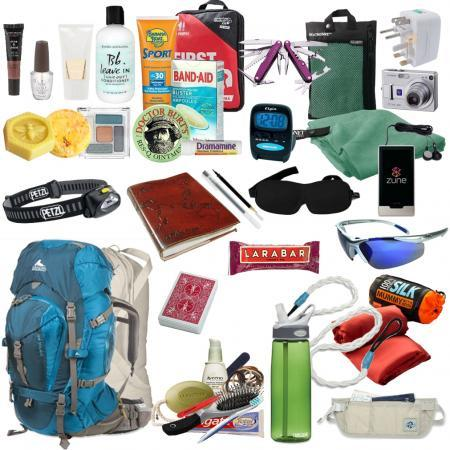 Image result for đồ dùng du lịch