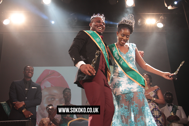 Mr & Miss Nigeria UK 2016