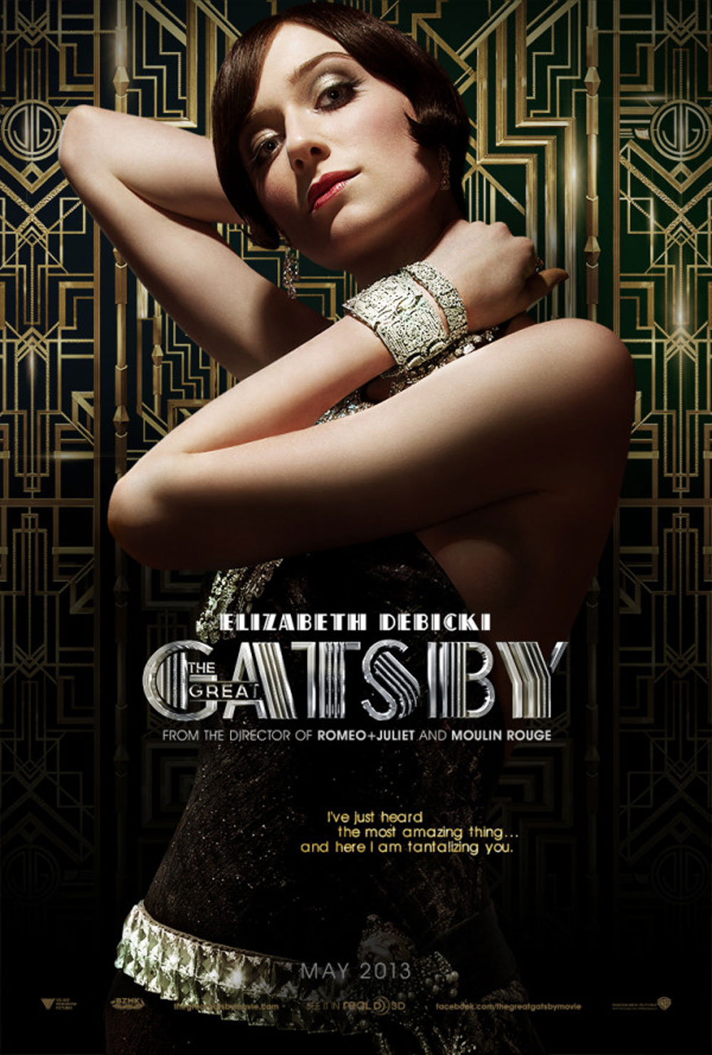 Smartologie The Great Gatsby Movie Posters Soundtrack