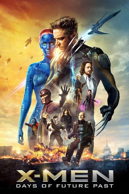 X-Men: Days Future Past 2014