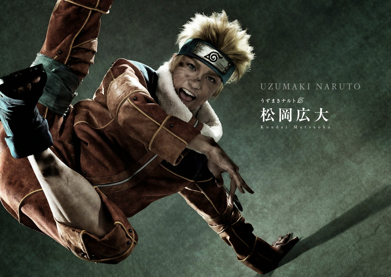 Koudai Matsuoka as Naruto
