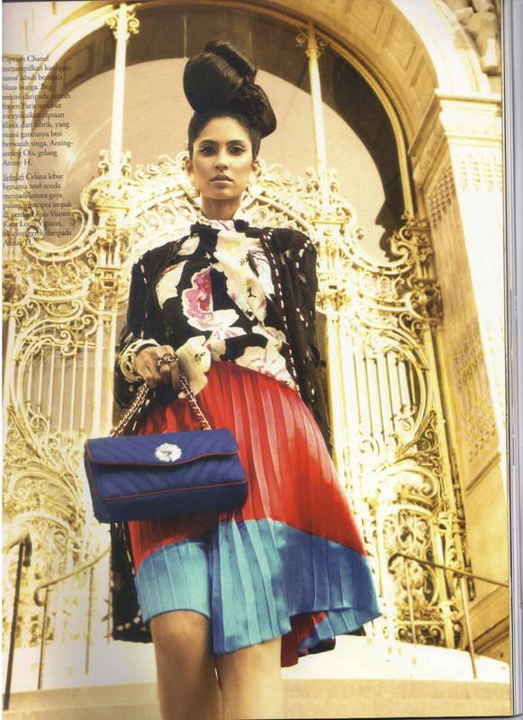 Miss Universe Malaysia 2011 - Deborah Priya Henry Photos !