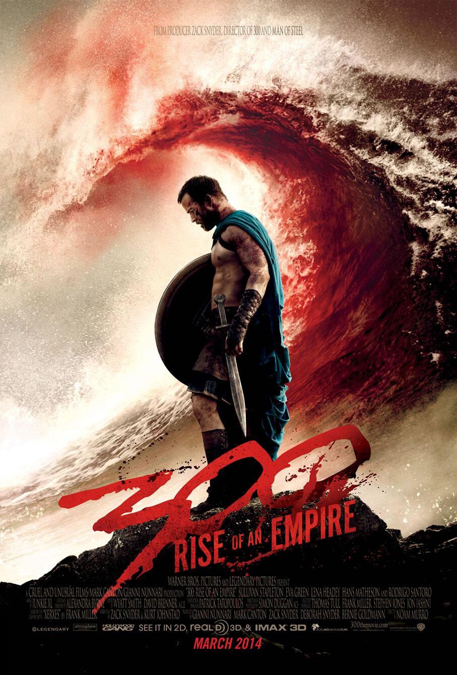 Baixar 300 - A Ascensão do Império Dublado Legendado