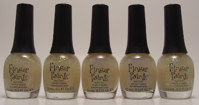 Finger Paints Special Effects (Asylum, Flashy, Flecked, Motley, Twisted)