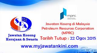 Malaysia Petroleum Resources Corporation (MPRC)
