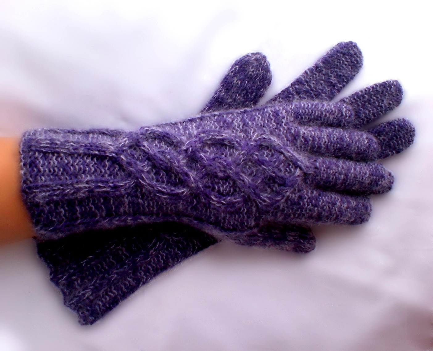 knitting gloves-Knitting Gallery