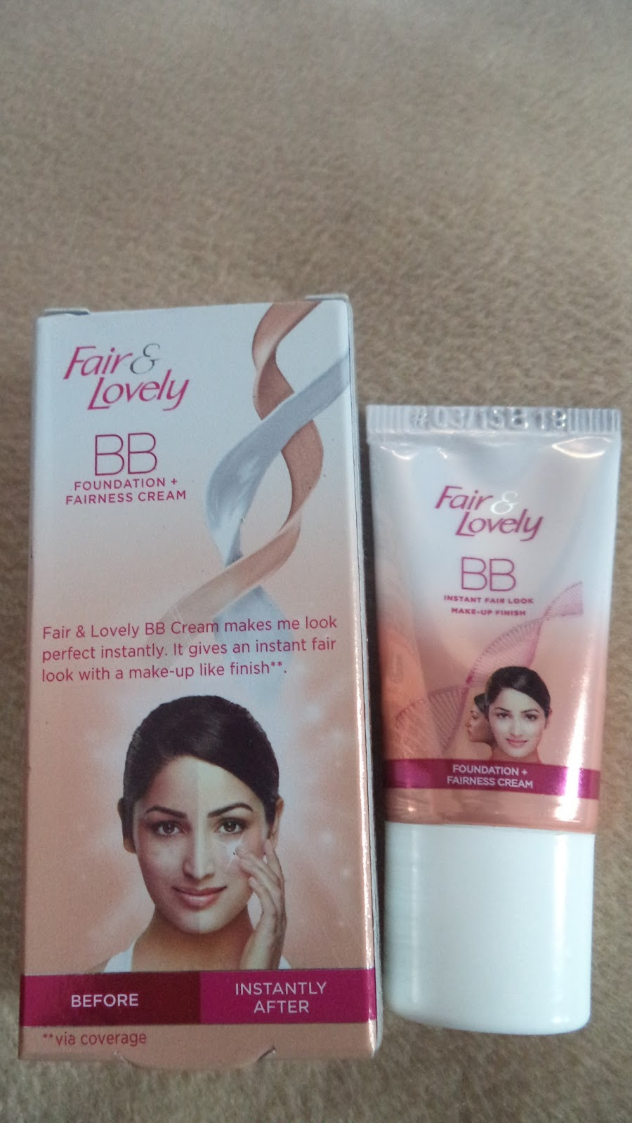 BEAUTYINFO: REVIEW ON THE FAIR AND LOVELY BB CREAM